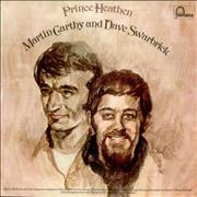 Click here for more info about 'Martin Carthy And Dave Swarbrick - Prince Heathen'