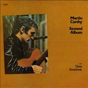 Click here for more info about 'Martin Carthy And Dave Swarbrick - Second Album'