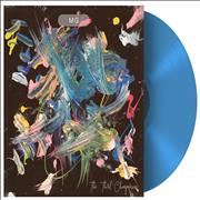 Click here for more info about 'Martin Gore - The Third Chimpanzee EP - Azure Blue Vinyl - Sealed'