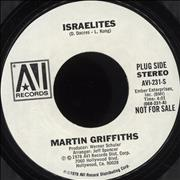Click here for more info about 'Martin Griffiths  - Israelites'