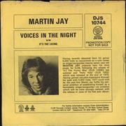 Click here for more info about 'Martin Jay - Voices In The Night'
