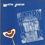 Click here for more info about 'Martin Jenkins - Carry Your Smile'
