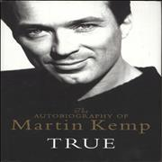 Click here for more info about 'True - The Autobiography Of Martin Kemp'