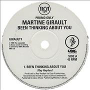 Click here for more info about 'Martine Girault - Been Thinking About You '