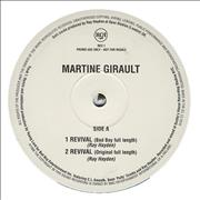 Click here for more info about 'Martine Girault - Revival'