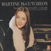 Click here for more info about 'Martine McCutcheon - Talking In Your Sleep / Love Me'