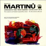 Click here for more info about 'Bohuslav Martinu - Concerto For Two Pianos & Concertino For Piano And Orchestra'