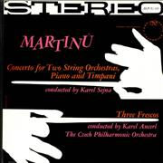 Click here for more info about 'Bohuslav Martinu - Concerto For Two String Orchestras, Piano & Timpani'