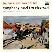 Click here for more info about 'Bohuslav Martinu - Symphony No. 4 & Tre Ricercari'