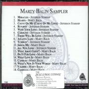 Click here for more info about 'Marty Balin - Marty Balin Sampler'
