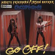 Click here for more info about 'Marty Friedman - Go Off!'