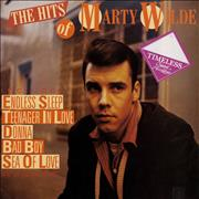Click here for more info about 'Marty Wilde - The Hits Of Marty Wilde'
