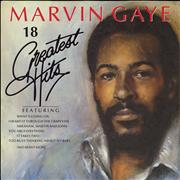 Click here for more info about 'Marvin Gaye - 18 Greatest Hits'