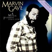 Click here for more info about 'Marvin Gaye - A Musical Testament 1964 - 1984'