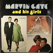 Click here for more info about 'Marvin Gaye - And His Girls'