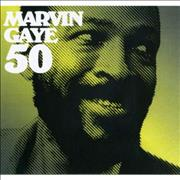 Click here for more info about 'Marvin Gaye - Best Of Motown 50'