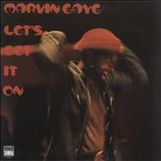 Click here for more info about 'Marvin Gaye - Let's Get It On - 180gm'