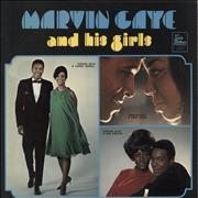 Click here for more info about 'Marvin Gaye - Marvin Gaye And His Girls'