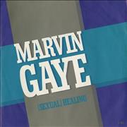 Click here for more info about 'Marvin Gaye - [Sexual] Healing - P/S'