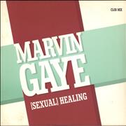 Click here for more info about 'Marvin Gaye - Sexual Healing - Picture Sleeve'
