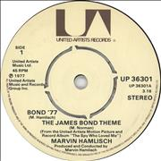 Click here for more info about 'Marvin Hamlisch - Bond '77'