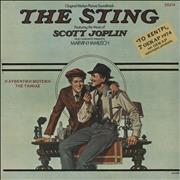Click here for more info about 'Marvin Hamlisch - The Sting - Hype Stickered Sleeve'