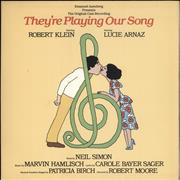 Click here for more info about 'Marvin Hamlisch - They're Playing Our Song'