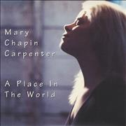 Click here for more info about 'Mary Chapin Carpenter - A Place In The World'