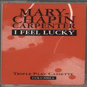 Click here for more info about 'Mary Chapin Carpenter - I Feel Lucky'