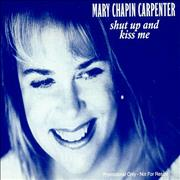 Click here for more info about 'Mary Chapin Carpenter - Shut Up And Kiss Me'