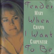 Click here for more info about 'Mary Chapin Carpenter - Tender When I Want To Be'
