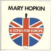 Click here for more info about 'Mary Hopkin - Knock Knock Who's There? - P/S'