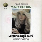 Click here for more info about 'Mary Hopkin - Temma Harbour - Black Titles - 4pr - VG'