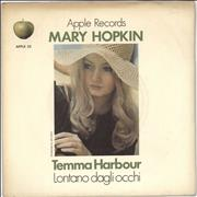 Click here for more info about 'Mary Hopkin - Temma Harbour - Green Titles - Solid'