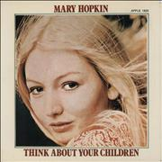 Click here for more info about 'Mary Hopkin - Think About Your Children'