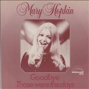 Click here for more info about 'Mary Hopkin - Those Were The Days'