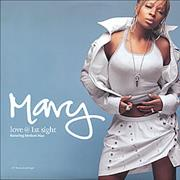 Click here for more info about 'Mary J Blige - Love @ 1st Sight'