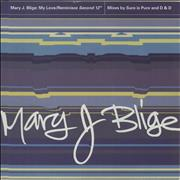Click here for more info about 'Mary J Blige - My Love / Reminisce'