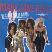 Click here for more info about 'Mary Jane Girls - Walk Like A Man'
