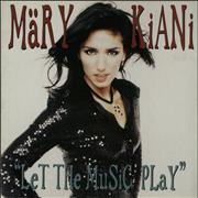 Click here for more info about 'Mary Kiani - Let The Music Play'