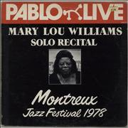 Click here for more info about 'Mary Lou Williams - Solo Recital Montreux Jazz Festival 1978'