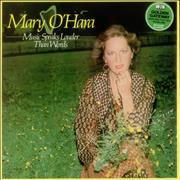 Click here for more info about 'Mary O'Hara - Music Speaks Louder Than Words + Insert'