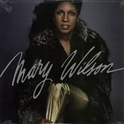 Click here for more info about 'Mary Wilson - Mary Wilson - Sealed'