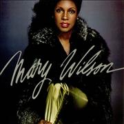 Click here for more info about 'Mary Wilson - Mary Wilson'