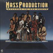 Click here for more info about 'Mass Production - Welcome To Our World - Sealed'