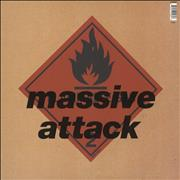 Click here for more info about 'Massive Attack - Blue Lines - 180 Gram Vinyl'