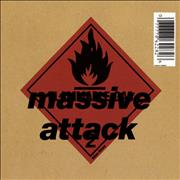 Click here for more info about 'Massive Attack - Blue Lines'