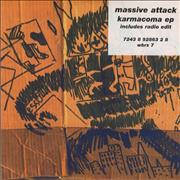 Click here for more info about 'Massive Attack - Karmacoma EP'
