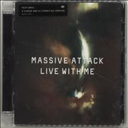 Click here for more info about 'Massive Attack - Live With Me'