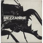 Click here for more info about 'Massive Attack - Mezzanine - EX'
